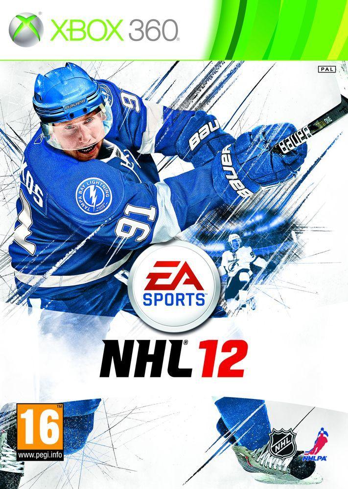 Tváří NHL 12 je Steven Stamkos 45413