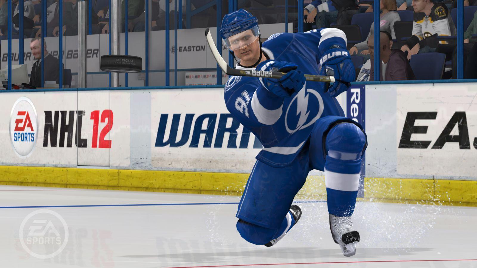 Tváří NHL 12 je Steven Stamkos 45415