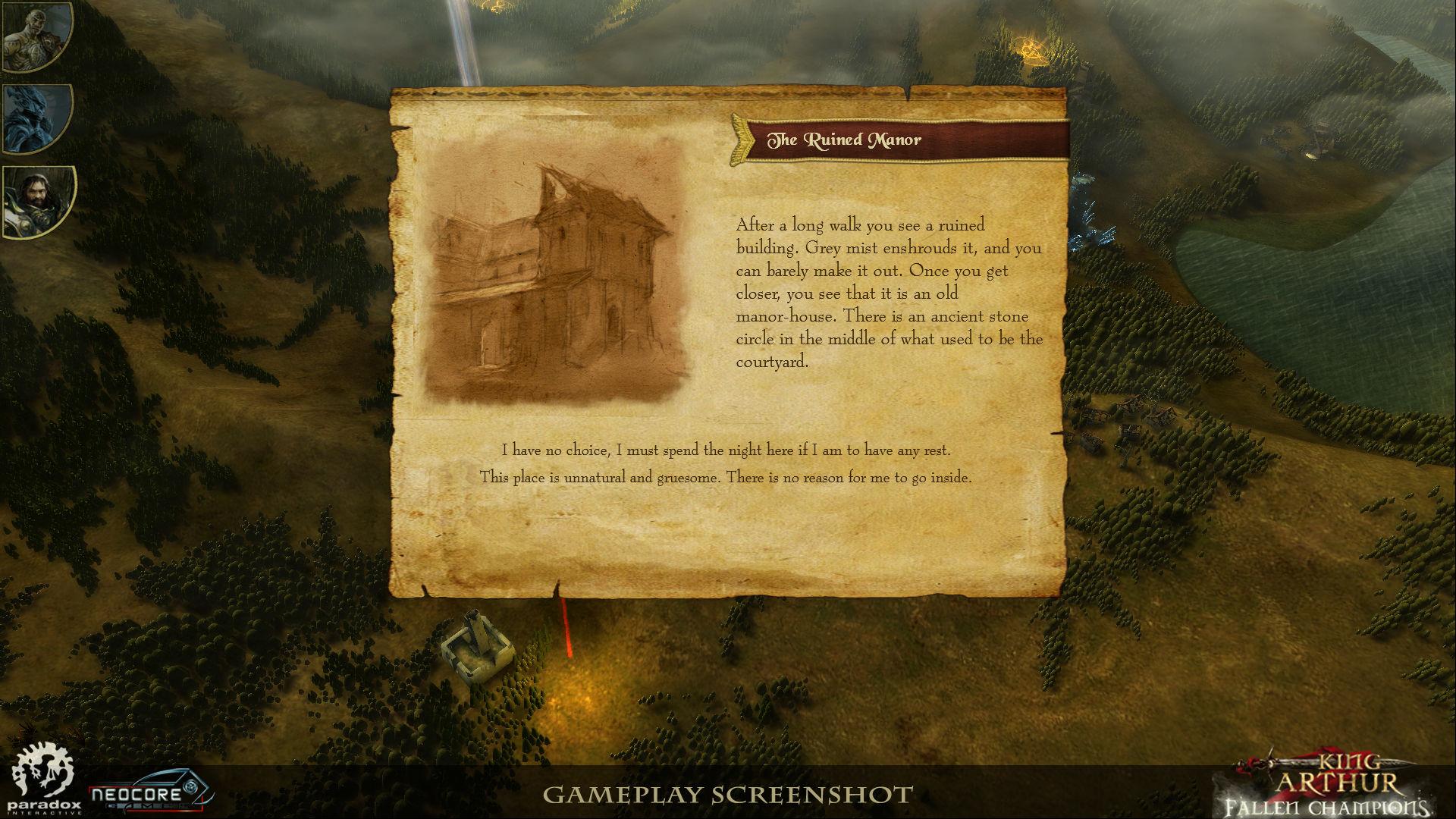 Představena strategie King Arthur: Fallen Champions 45428