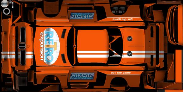 Retro Pack pro RACE07 je venku 45434