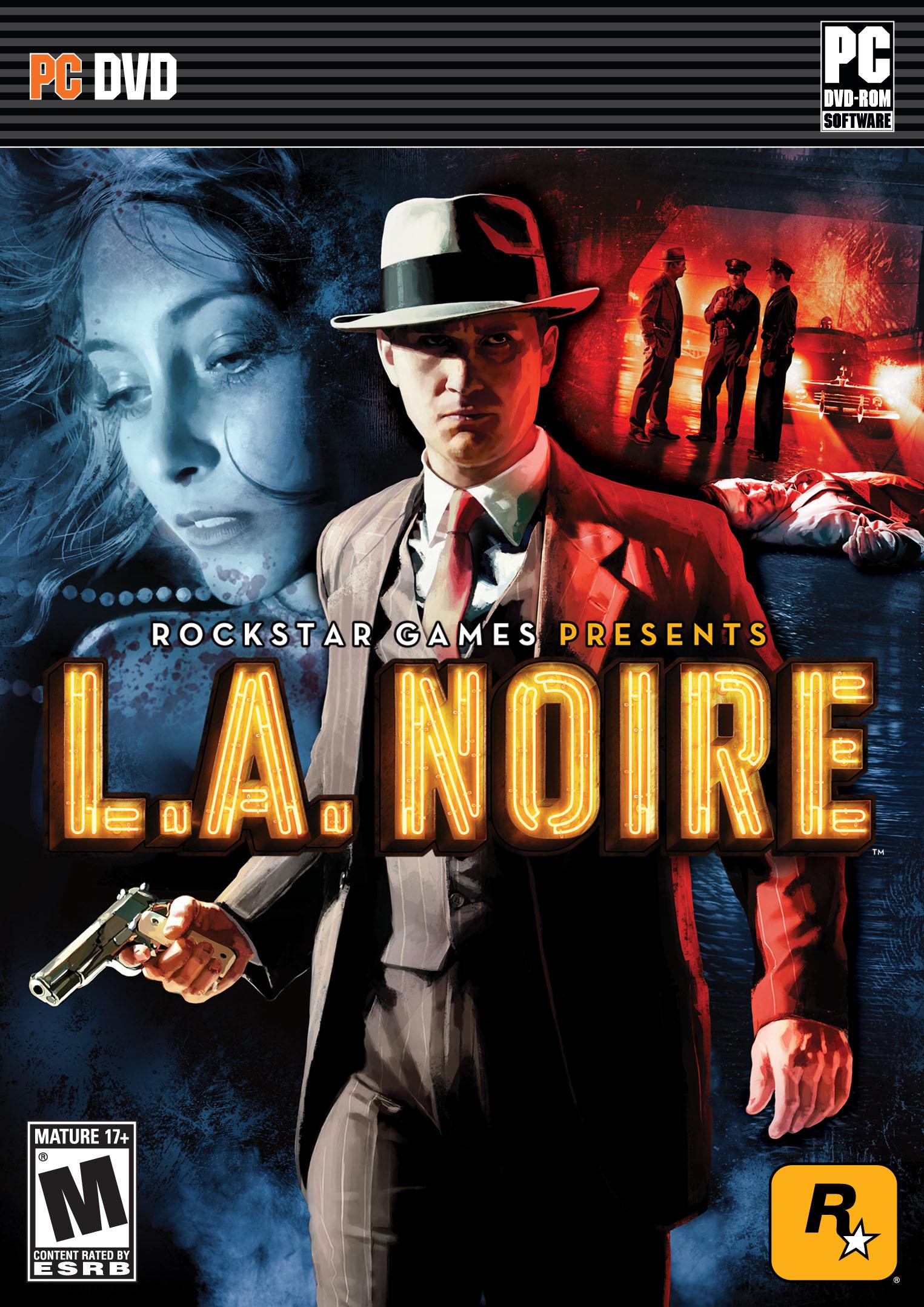 L.A. Noire dorazí na PC ještě letos 45439