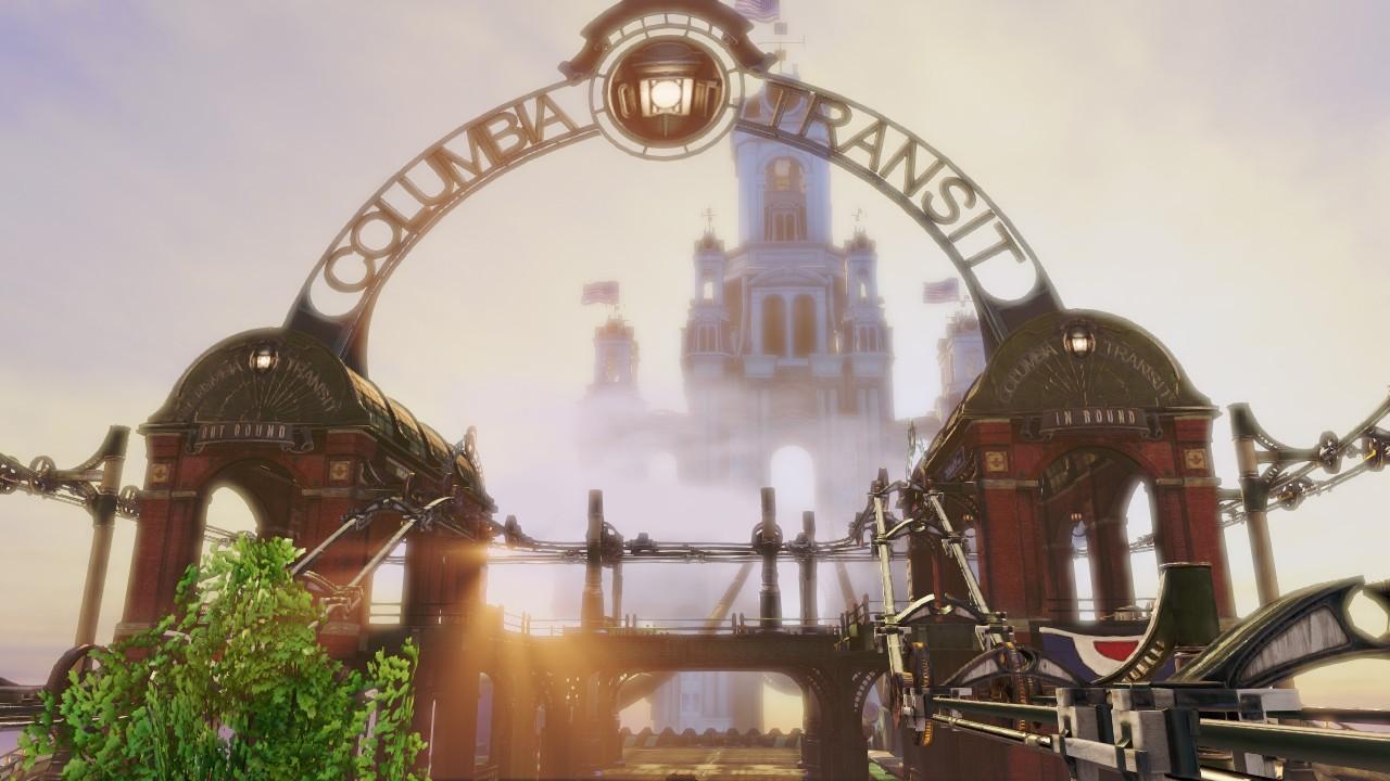 Dvě nové pohlednice z BioShock Infinite 45458