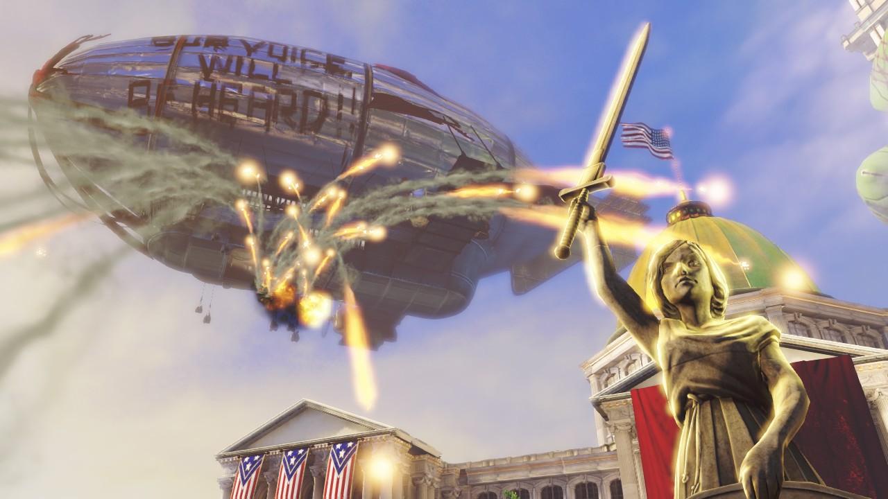 Dvě nové pohlednice z BioShock Infinite 45459