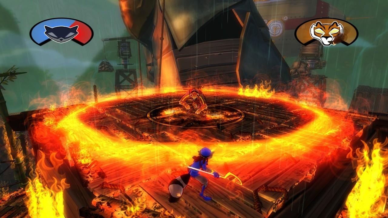 Galerie: Sly Cooper: Thieves in Time 45488