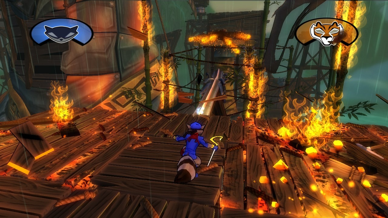 Galerie: Sly Cooper: Thieves in Time 45490