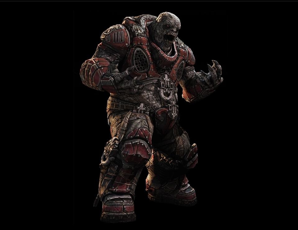 Gears of War 3 – Bestie útočí 45530