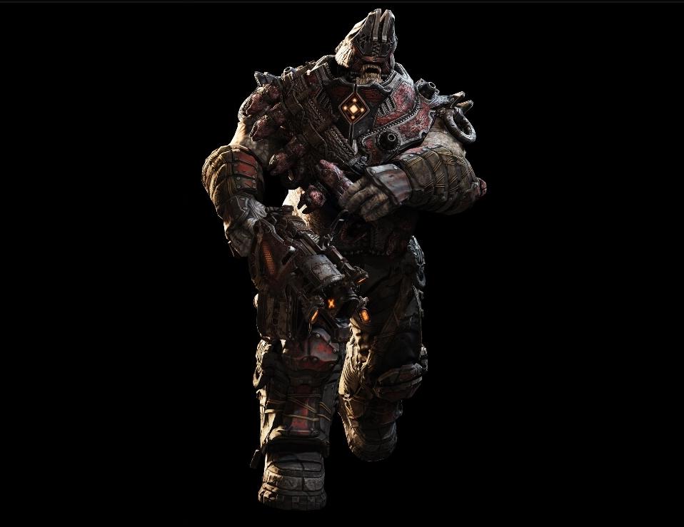 Gears of War 3 – Bestie útočí 45533