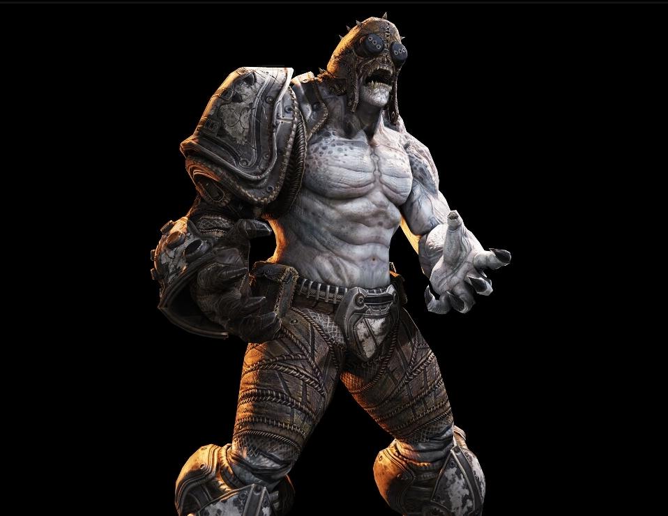 Gears of War 3 – Bestie útočí 45534