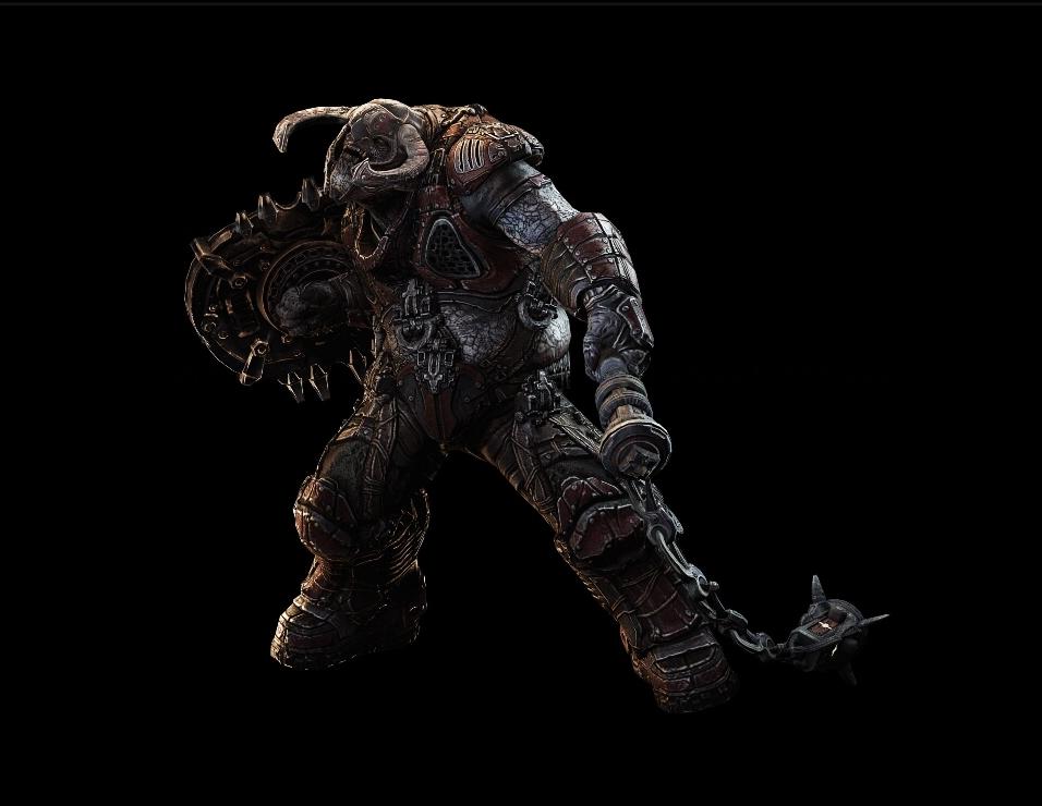 Gears of War 3 – Bestie útočí 45537
