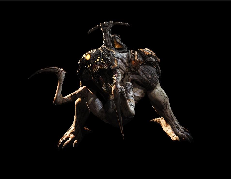 Gears of War 3 – Bestie útočí 45538