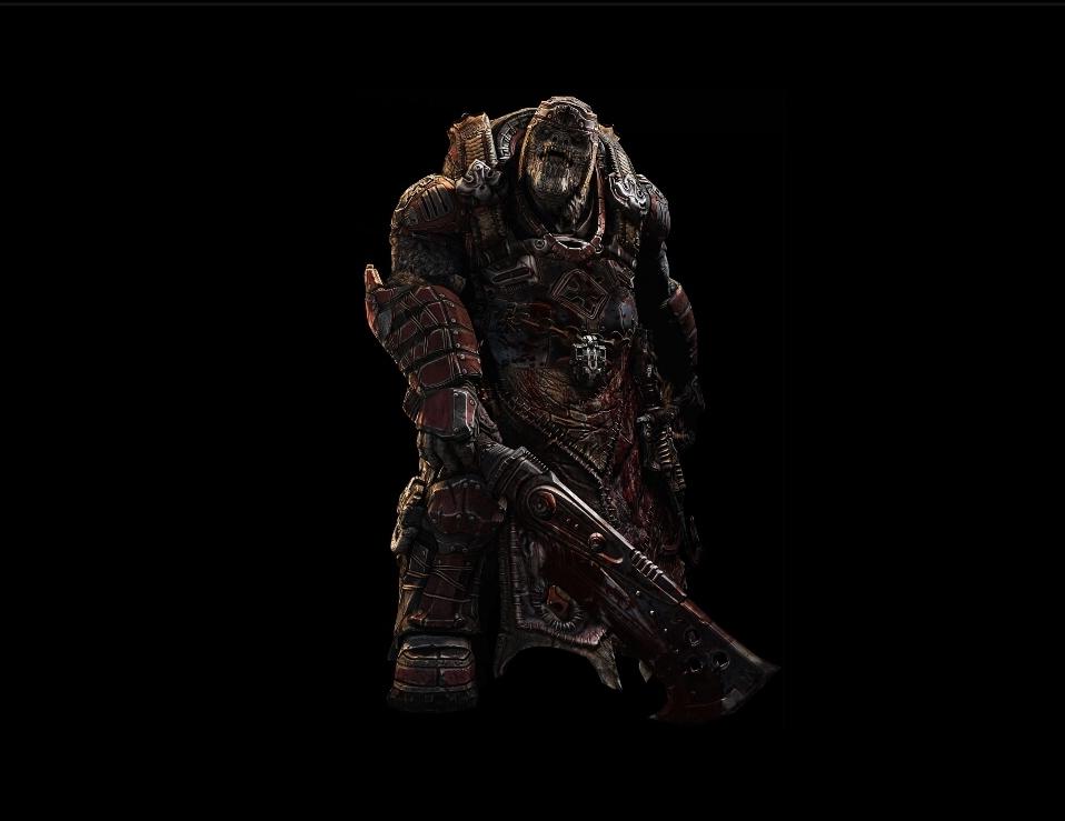 Gears of War 3 – Bestie útočí 45540