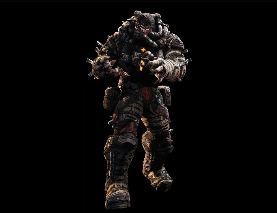 Gears of War 3 – Bestie útočí 45541