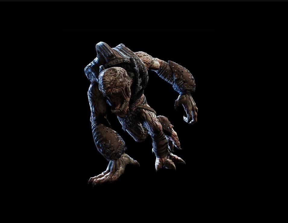 Gears of War 3 – Bestie útočí 45542