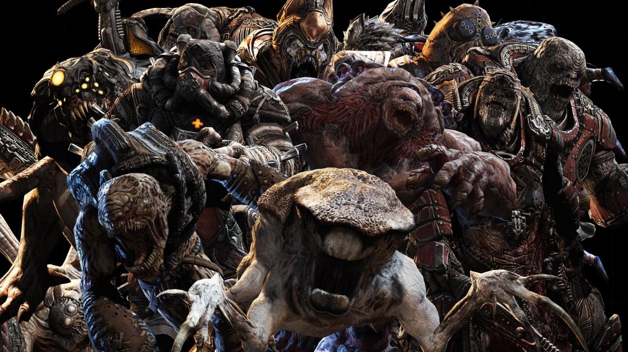 Gears of War 3 – Bestie útočí 45544