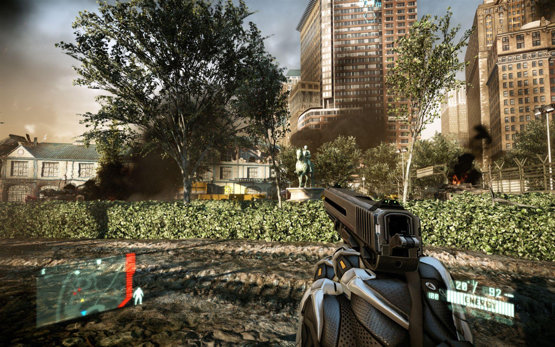DirectX 11 v Crysis 2 – galerie a videa 45565