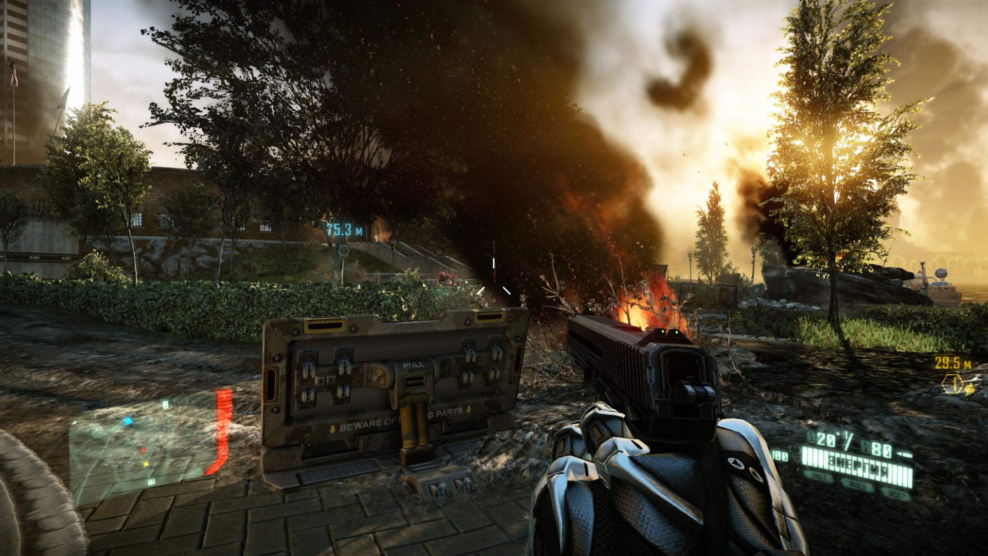 DirectX 11 v Crysis 2 – galerie a videa 45567