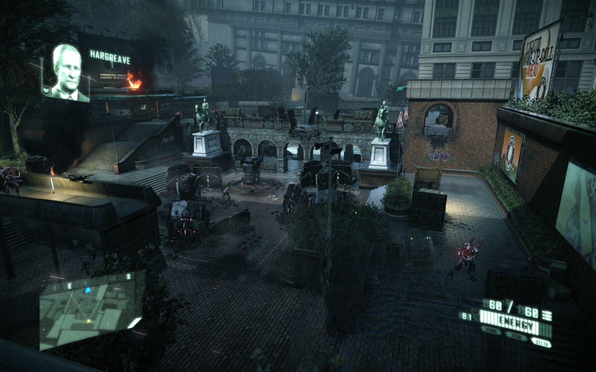 DirectX 11 v Crysis 2 – galerie a videa 45570