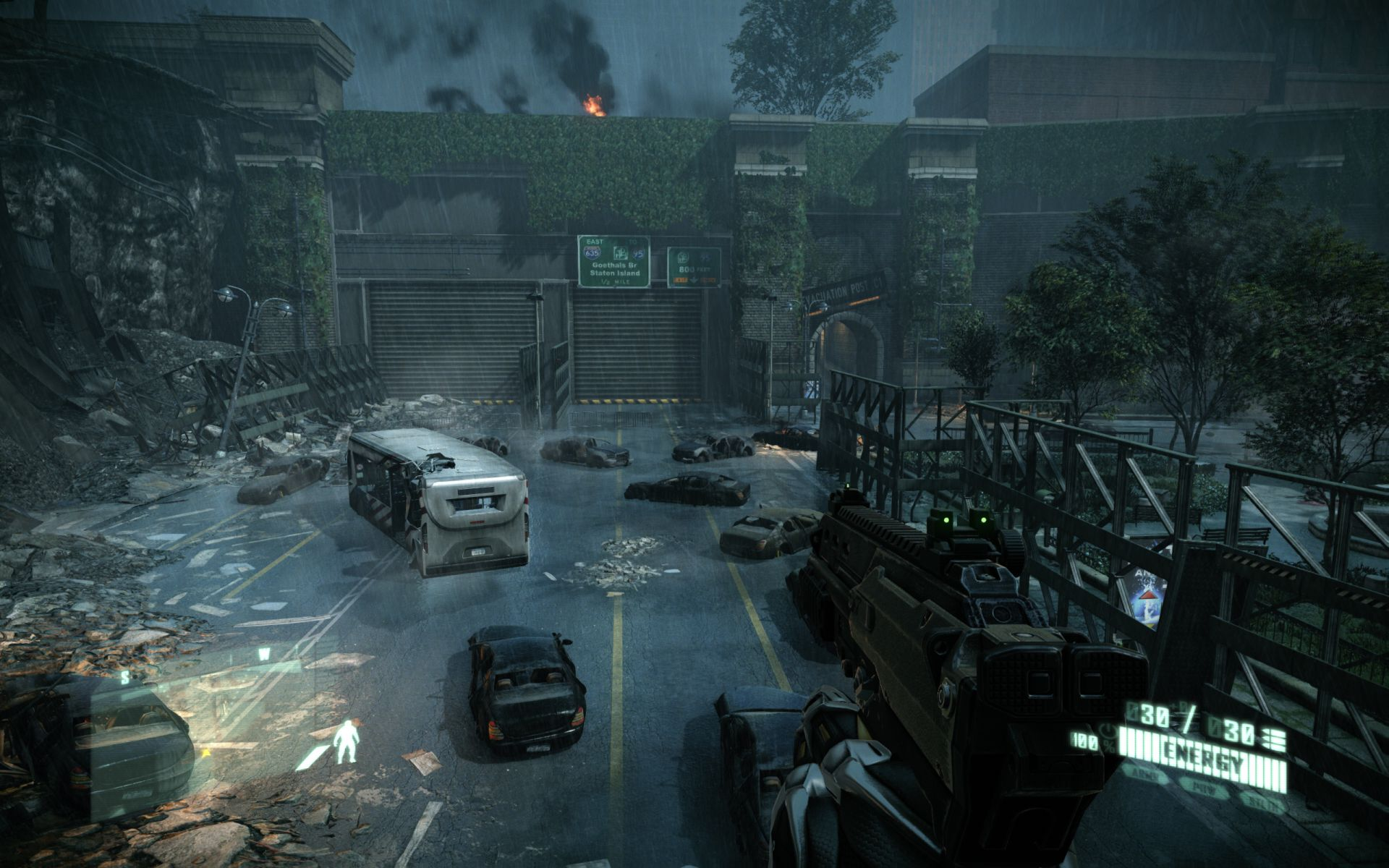 DirectX 11 v Crysis 2 – galerie a videa 45571