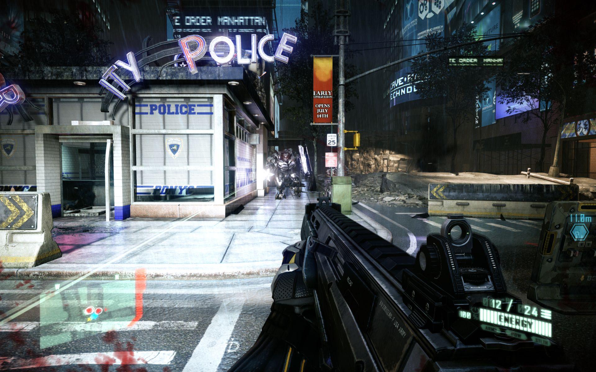 DirectX 11 v Crysis 2 – galerie a videa 45572