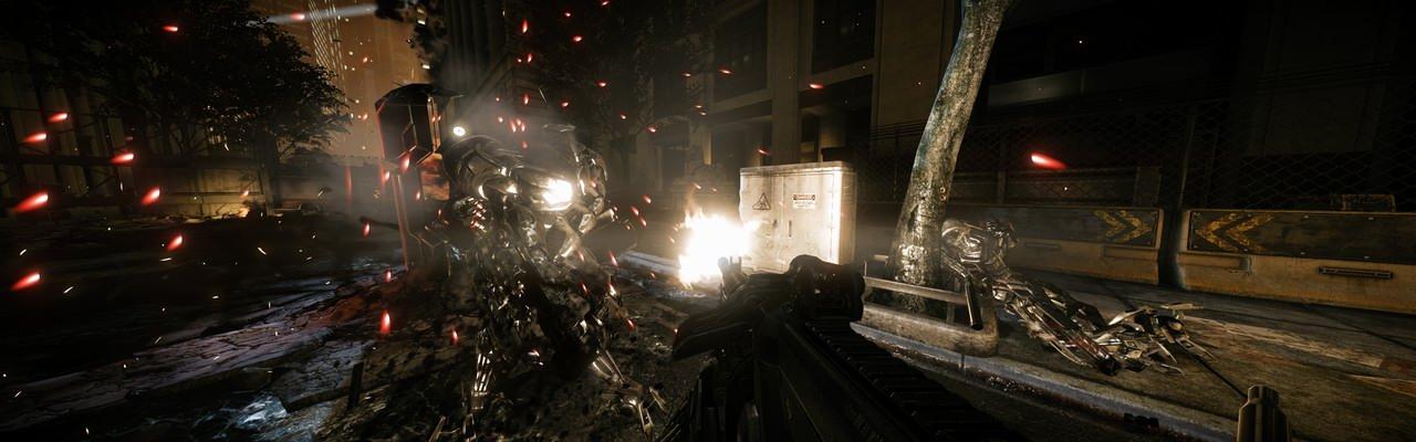 DirectX 11 v Crysis 2 – galerie a videa 45575
