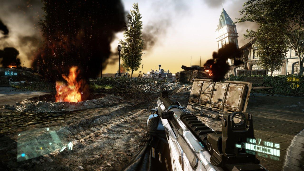 DirectX 11 v Crysis 2 – galerie a videa 45577