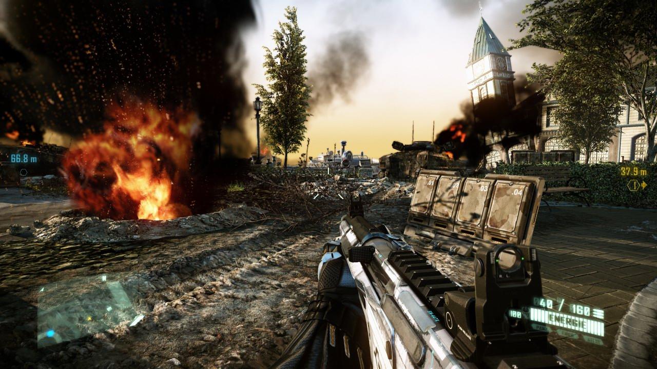 DirectX 11 v Crysis 2 – galerie a videa 45578