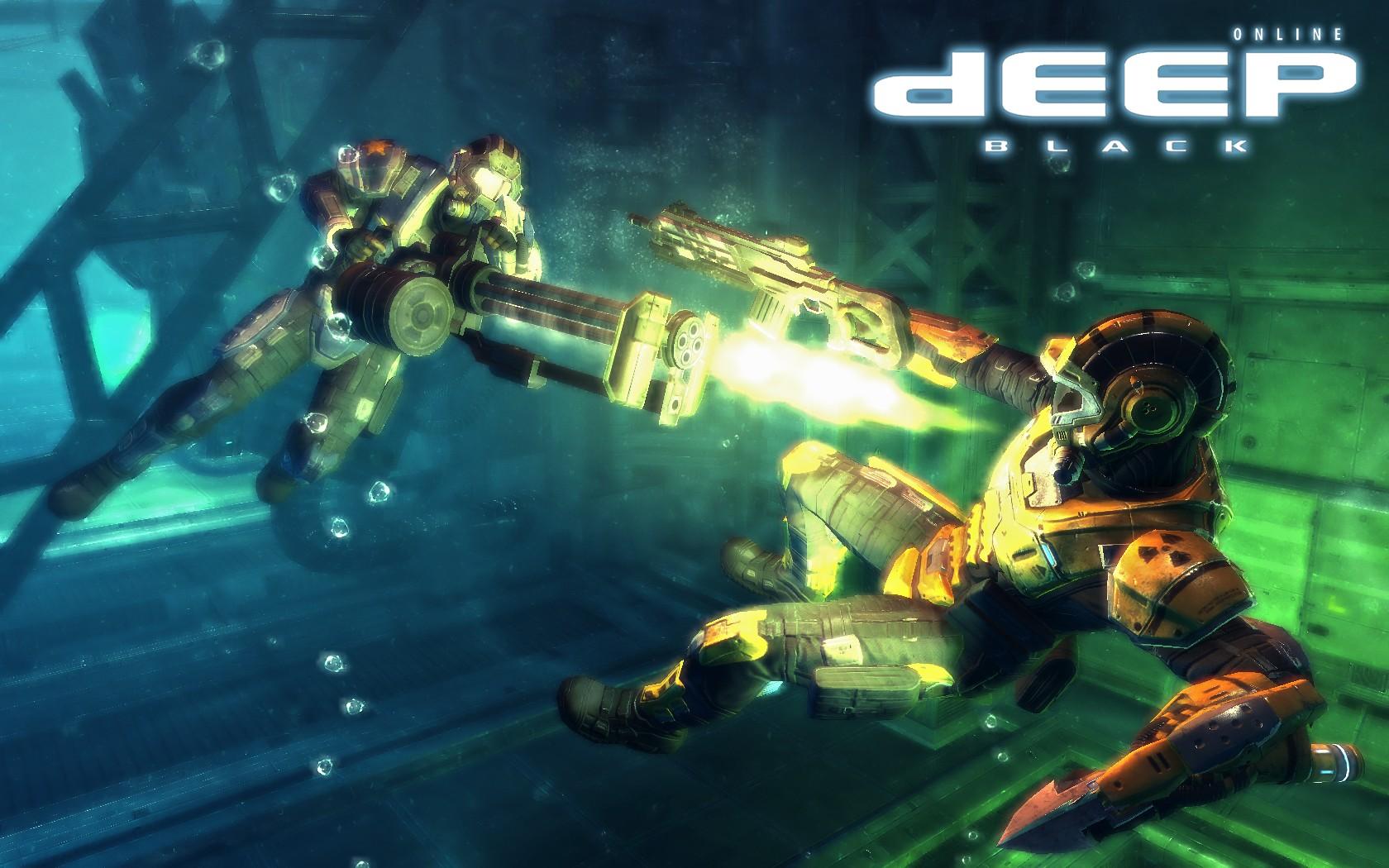 Oznámeno MMO Deep Black Online 45616