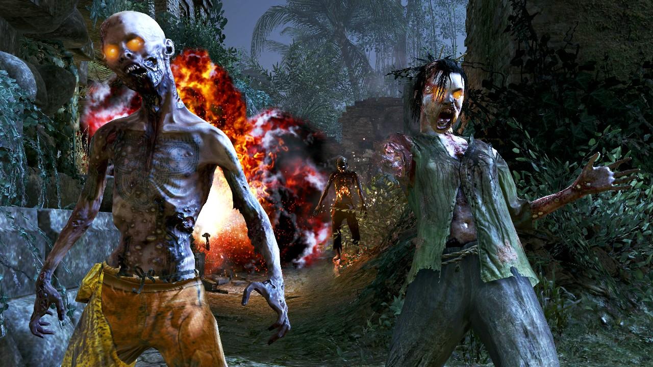 Zombíci z CoD: Black Ops Annihilation DLC 45620