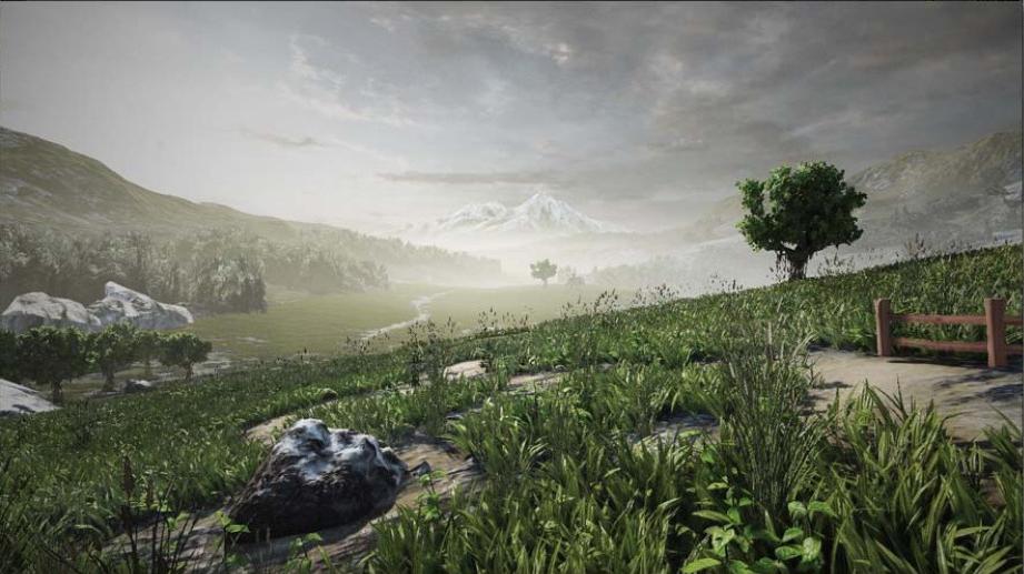 Unreal Engine 3 ukazuje novou přírodu 45632