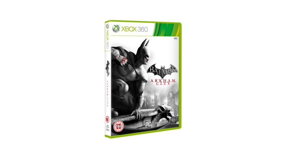 Batman: Arkham City odhaluje oficiální obal 45666