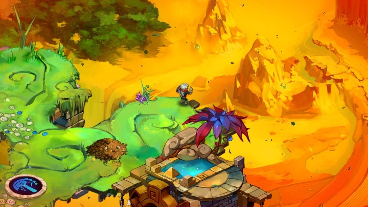 Obrázky z pohádkové RPG akce Bastion 45703