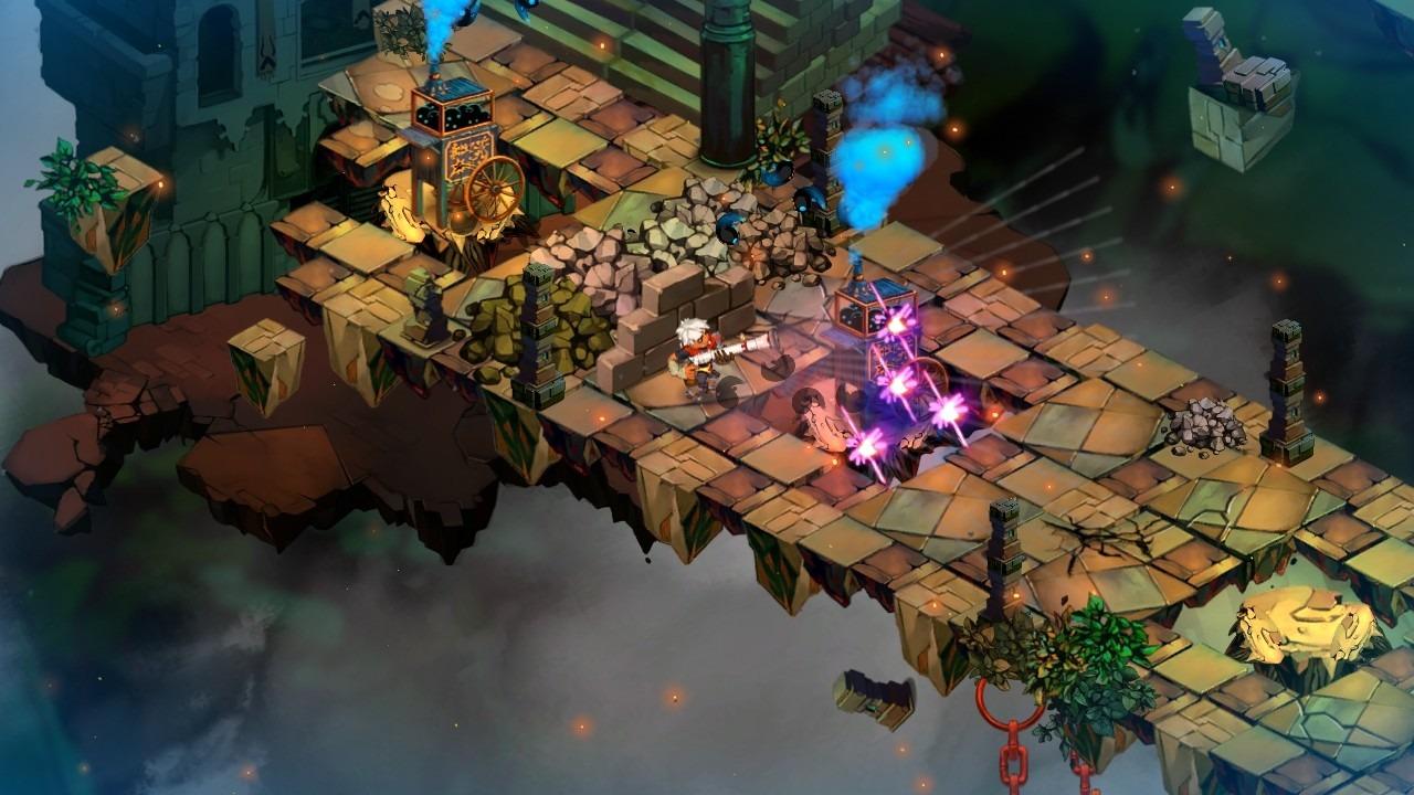 Obrázky z pohádkové RPG akce Bastion 45704