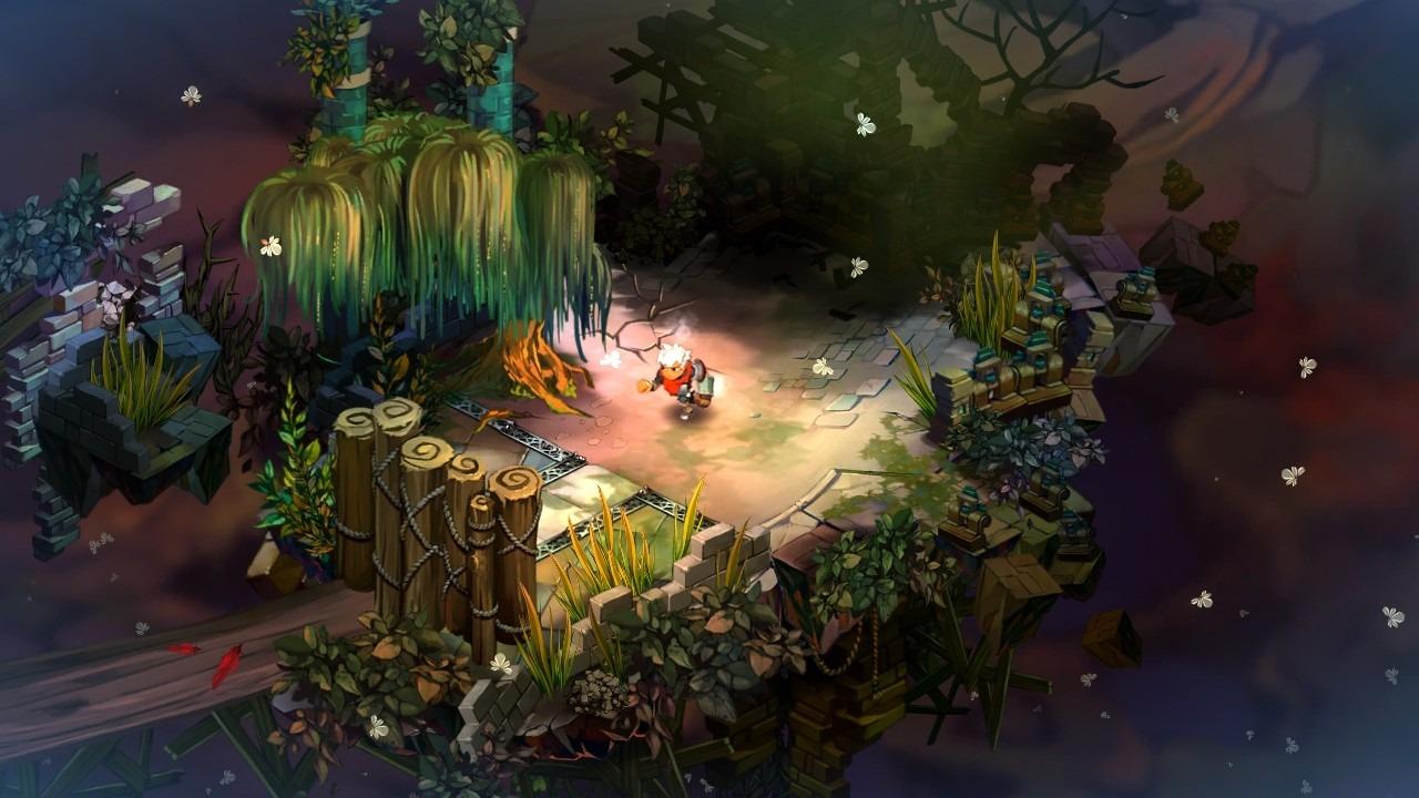 Obrázky z pohádkové RPG akce Bastion 45705