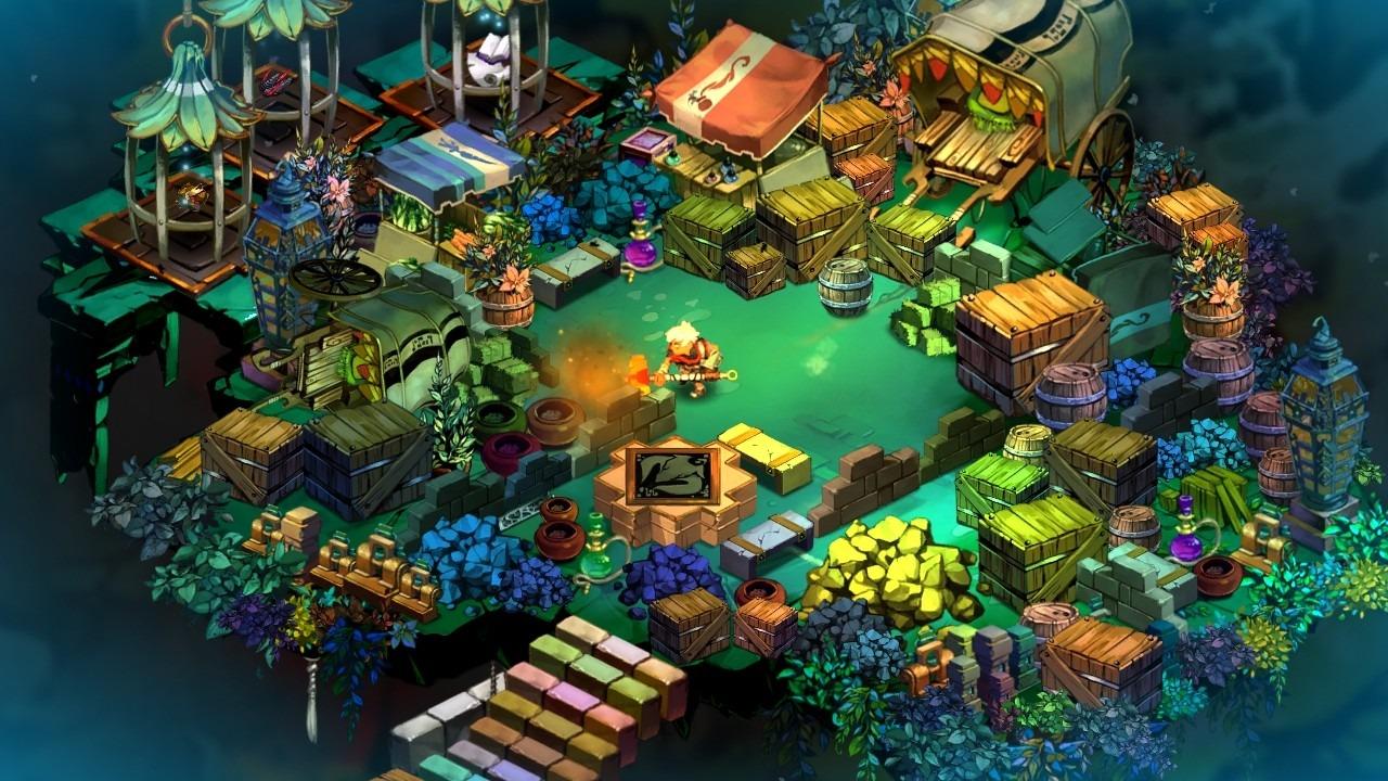 Obrázky z pohádkové RPG akce Bastion 45706