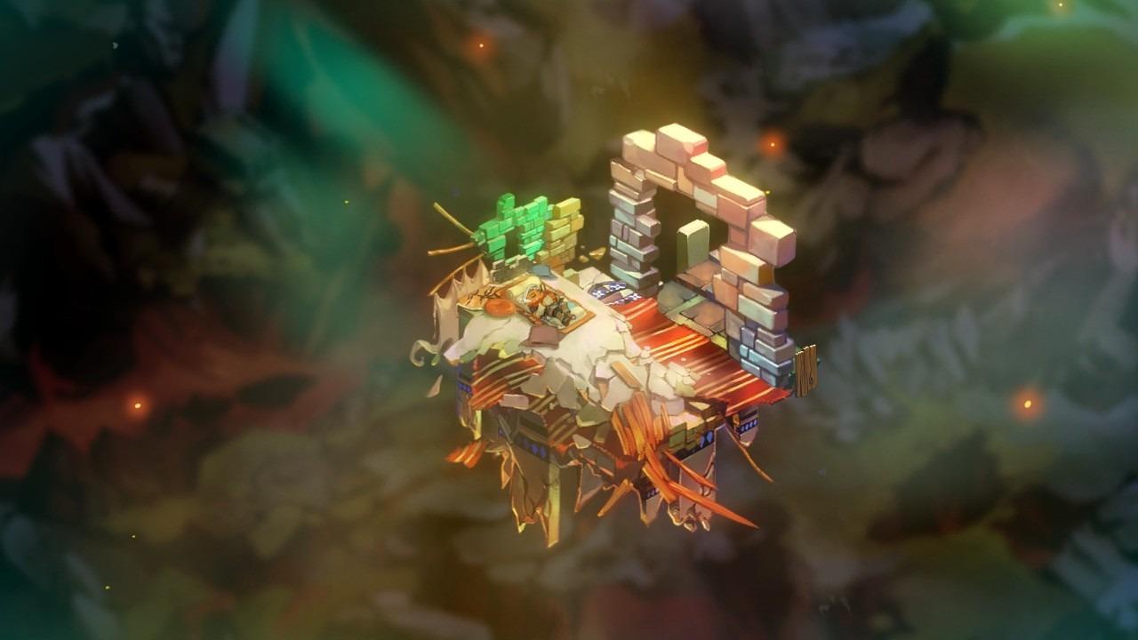 Obrázky z pohádkové RPG akce Bastion 45707