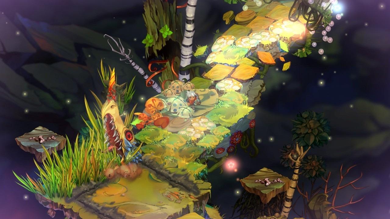 Obrázky z pohádkové RPG akce Bastion 45708