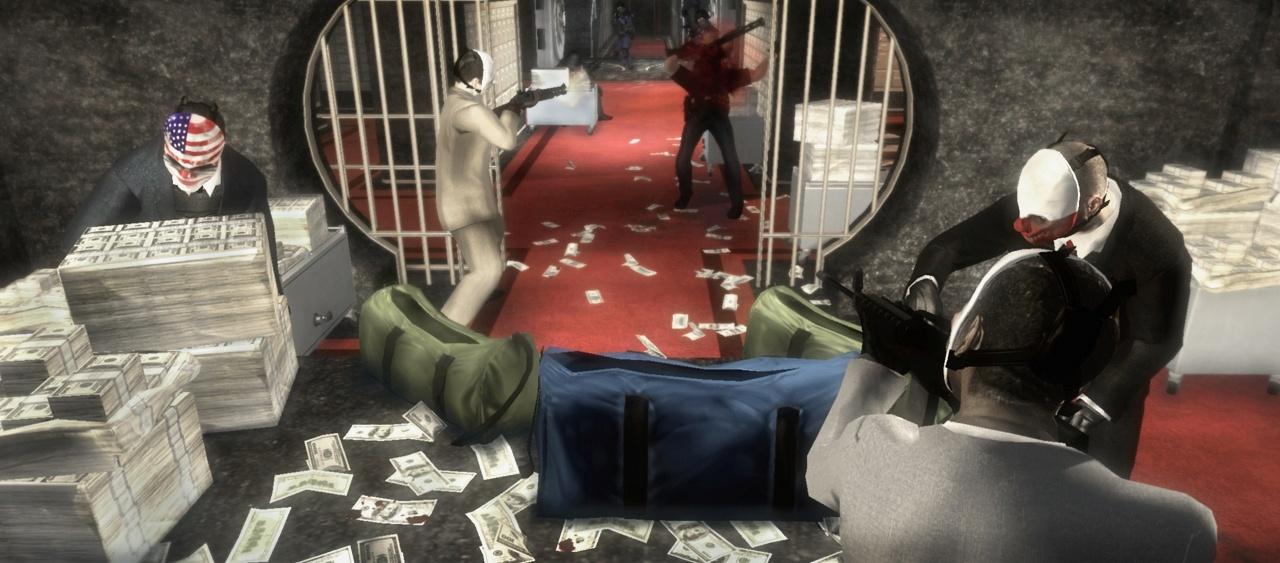 PayDay: The Heist – Kooperativní krádež 45784