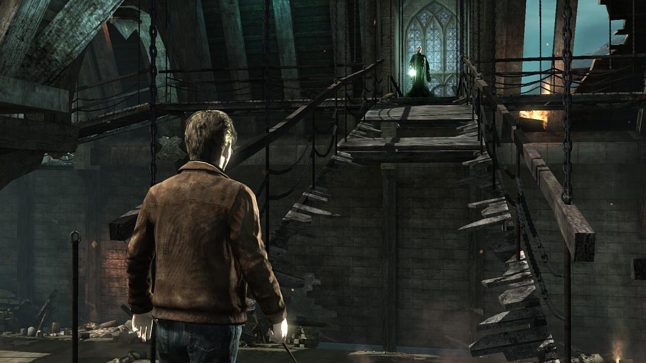 Trailer a galerie z Harry Potter a Relikvie smrti - část 2 45862