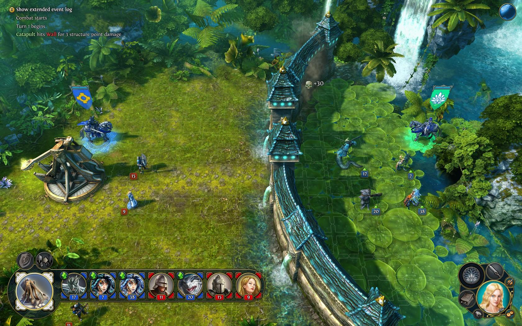 Might and Magic: Heroes 6 – dvojí dojmy z bety 45874