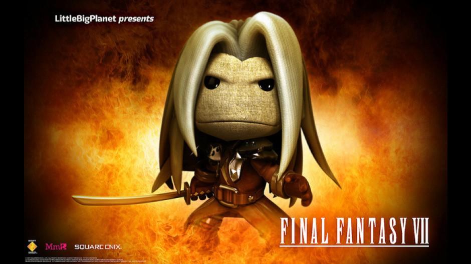 LBP 2 láká na Final Fantasy DLC 46003