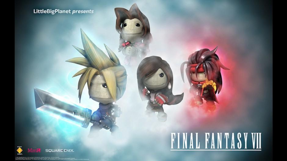 LBP 2 láká na Final Fantasy DLC 46004