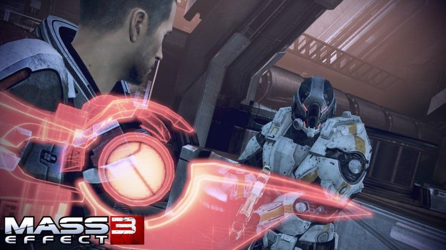 Mass Effect 3: AI se mění každý den 46157