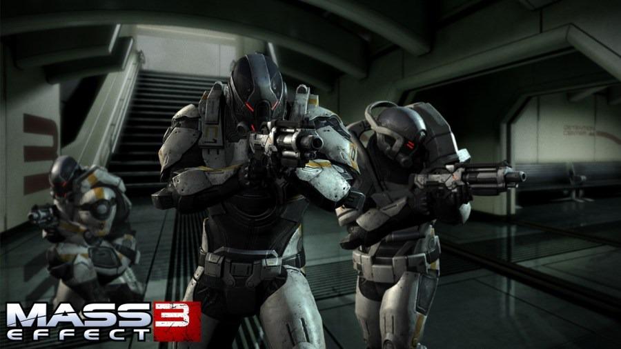 Mass Effect 3 potvrzuje příklon k RPG prvkům 46158