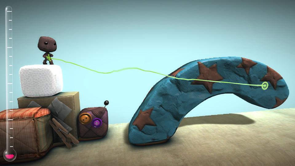 LittleBigPlannet Vita – plnohodnotný svět do kapsy 46168