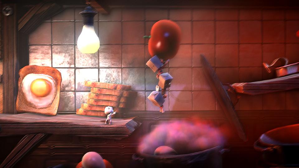 LittleBigPlannet Vita – plnohodnotný svět do kapsy 46170