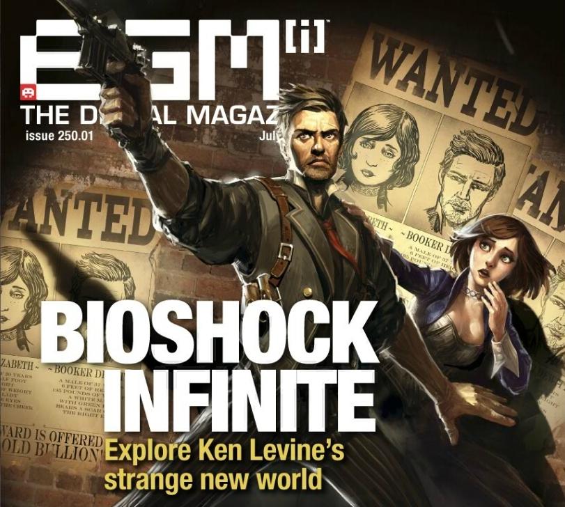 BioShock Infinite odhaluje hrdinu 46179