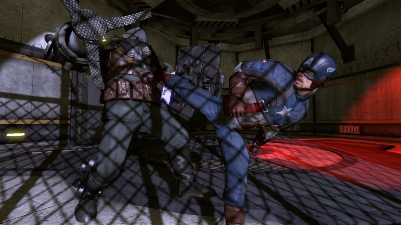 Captain America: Super Soldier – když má Batman dovolenou 46201