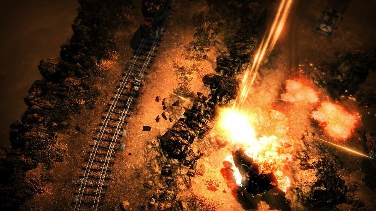 Obrázky z explodujícího Renegade Ops 46208