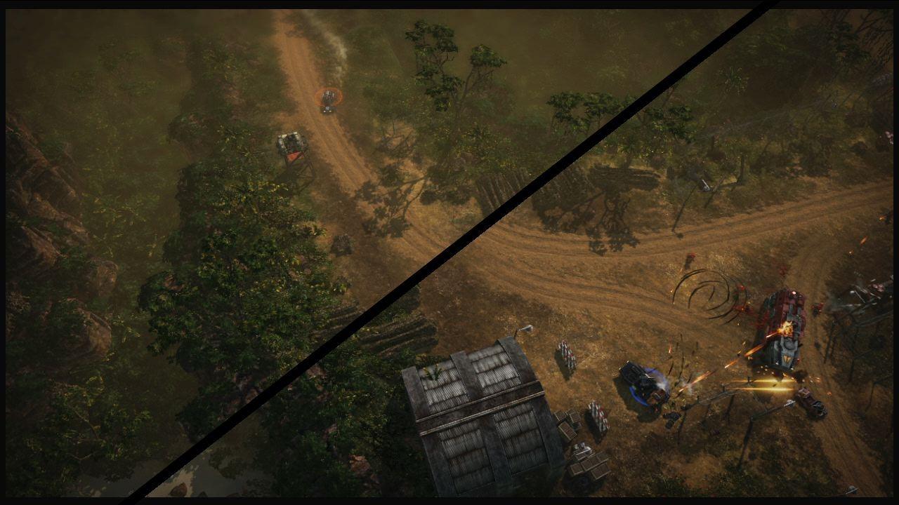 Obrázky z explodujícího Renegade Ops 46212