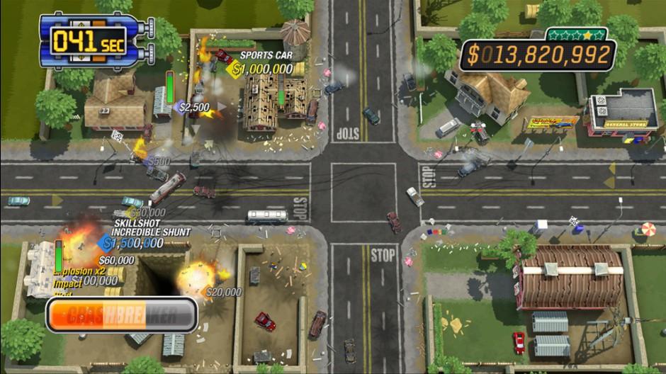 Představeny závody Burnout Crash 46276